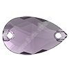 PEARSHAPE/КАПЛЯ LIGHT AMETHYST